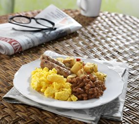 Image of Breakfast meal type